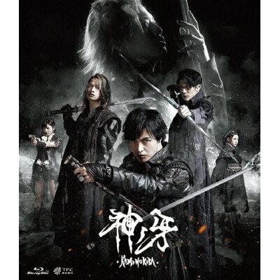 牙狼<GARO>神ノ牙-KAMINOKIBA-/Blu-ray Disc/PCXE-50843