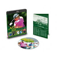 THE MASTERS 2018/Blu-ray Disc/PCXE-50846