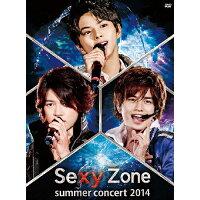 Sexy Zone summer concert 2014(初回限定盤)/Blu-ray Disc/PCXP-50276
