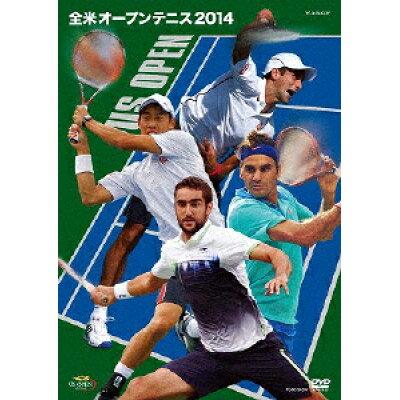 全米オープンテニス2014/DVD/PCBE-54697