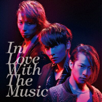 In Love With The Music(初回盤B)/CDシングル(12cm)/PCCA-04219