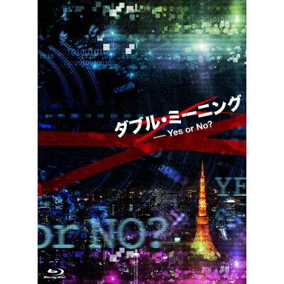 ダブル・ミーニング Yes or No?/Blu-ray Disc/PCXE-50559