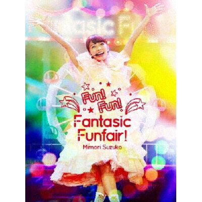 三森すずこLIVE映像第2弾 Mimori Suzuko LIVE 2015『Fun!Fun!Fantasic Funfair!』/Blu-ray Disc/PCXP-50358