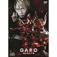 牙狼<GARO>~闇を照らす者~ vol.6/DVD/PCBP-53106
