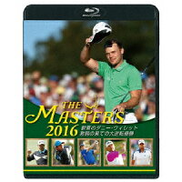 THE MASTERS 2016/Blu-ray Disc/PCXE-50629