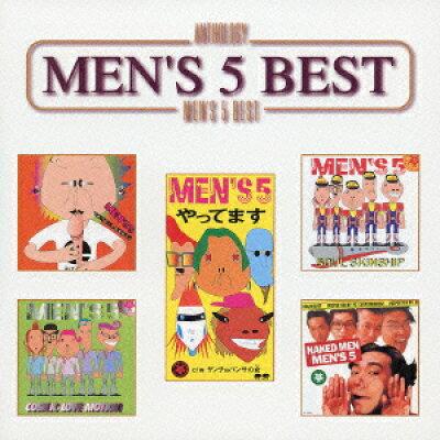 Anthology MEN'S 5 BEST/CD/PCCA-01981