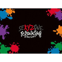 SEXY ZONE repainting Tour 2018(Blu-ray初回限定盤)/Blu-ray Disc/PCXP-50625