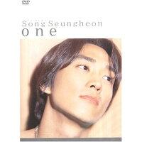 ソン・スンホン「one」/DVD/PCBG-50667