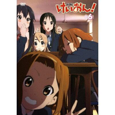 けいおん!(6)/DVD/PCBE-53346