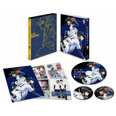 ダイヤのA actII Blu-ray Vol.9/Blu-ray Disc/PCXG-50669