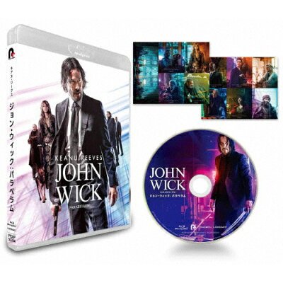 ジョン・ウィック:パラベラム/Blu-ray Disc/PCXP-50744