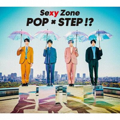 POP × STEP!?(初回限定盤A)/CD/PCCA-05082