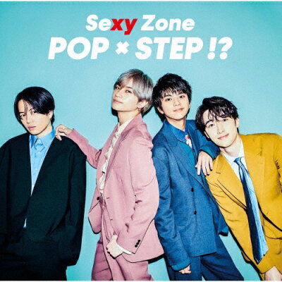 POP × STEP!?/CD/PCCA-05084
