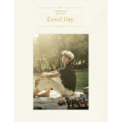 2019 PARK BO GUM ASIA TOUR IN JAPAN<Good Day:May your everyday be a good day>/DVD/PCBP-53931