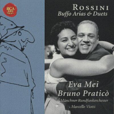 ロッシーニ:ブッファ・オペラ・アリア&デュエット集/CD/BVCC-31058