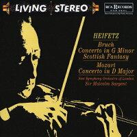 ブルッフ:ヴァイオリン協奏曲第1番ト短調&スコットランド幻想曲 不滅のリビング・ステレオ・シリーズ35/CD/BVCC-37177
