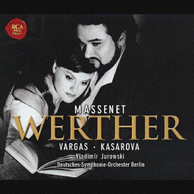 マスネ:ウェルテル*歌劇(全曲)/CD/BVCC-34056