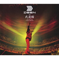 DEEN at 武道館 ~15th Anniversary Greatest Singles Live~/CD/BVCR-18147