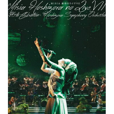 MISIA 星空のライヴVII -15th Celebration- Hoshizora Symphony Orchestra/Blu-ray Disc/BVXL-42