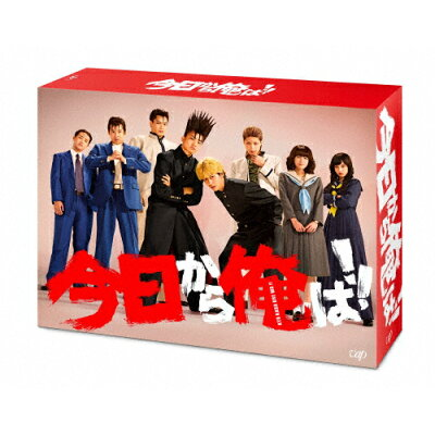 今日から俺は!! Blu-ray BOX/Blu-ray Disc/VPXX-71692