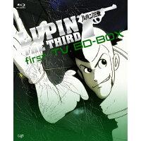 ルパン三世 first-TV. BD-BOX/Blu-ray Disc/VPXY-71901