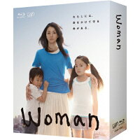 「Woman」Blu-ray BOX/Blu-ray Disc/VPXX-72901