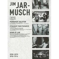 ジム・ジャームッシュ初期3部作 Blu-ray BOX<初回限定生産>/Blu-ray Disc/VPXU-72916