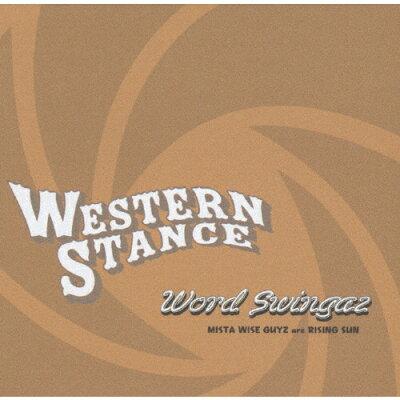 WESTERN STANCE/CDシングル(12cm)/PSCR-5986