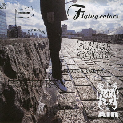 Flying colors/CD/PSCR-6226