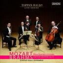 Mozart モーツァルト / モーツァルト:オーボエ四重奏曲、ブラームス:クラリネット五重奏曲 トッパンホール・アンサンブル 輸入盤