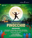 The Adventures Of Pinocchio: M.duncan Parry / Opera North Simmonds J.summers