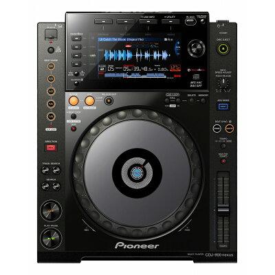 Pioneer CDJプレーヤー CDJ-900NXS