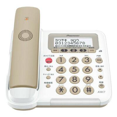 Pioneer 電話機 TF-FE30S-T
