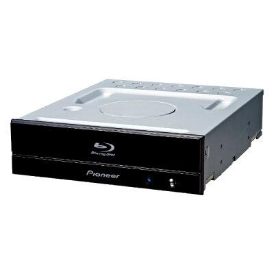 Pioneer BD DVD CDライター BDR-S12J-BK