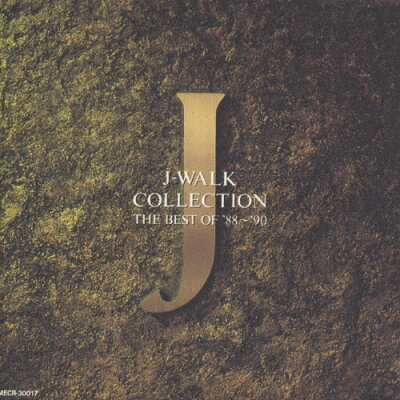 J-WALK CCOLLECTION/THE BEST OF '88~'90/CD/MECR-30017