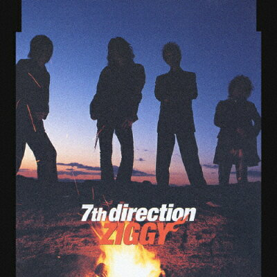 7th direction/CDシングル(12cm)/MECR-1026