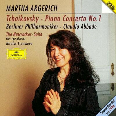 チャイコフスキー:ピアノ協奏曲第1番、他/CD/UCCG-51071