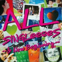 ALL SINGLeeeeS ~& New Beginning~/CD/UPCH-2112