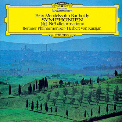 メンデルスゾーン:交響曲 第1番・第5番《宗教改革》/CD/UCCG-90673