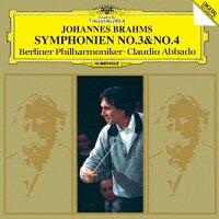 ブラームス: 交響曲 第3番&第4番/CD/UCCG-52049