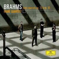 ブラームス:ピアノ四重奏曲第1番・第3番/CD/UCCG-52065