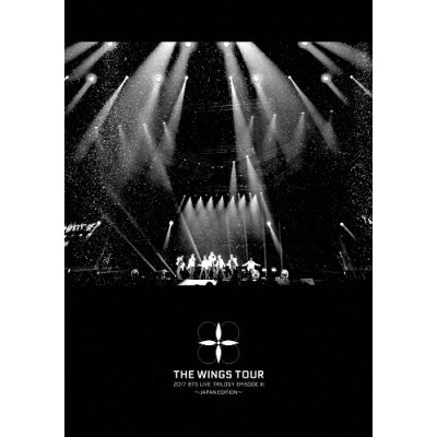 2017 BTS LIVE TRILOGY EPISODE III THE WINGS TOUR ~JAPAN EDITION~/DVD/UIBV-10044
