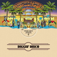 DIGGIN' DISCO presented by CAPTAIN VINYL/CD/UICZ-1681