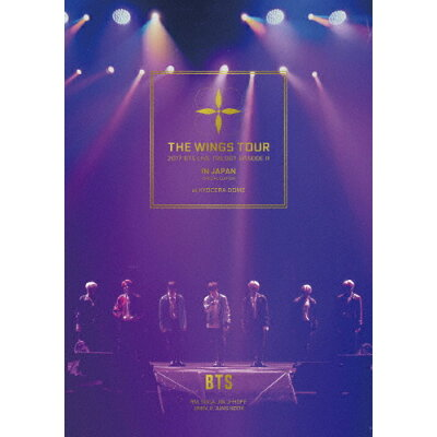 2017 BTS LIVE TRILOGY EPISODE III THE WINGS TOUR IN JAPAN ~SPECIAL EDITION~ at KYOCERA DOME/Blu-ray Disc/UIXV-10013