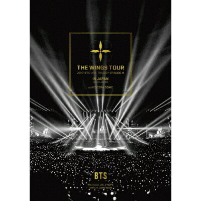 2017 BTS LIVE TRILOGY EPISODE III THE WINGS TOUR IN JAPAN ~SPECIAL EDITION~ at KYOCERA DOME/DVD/UIBV-10048