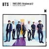 FAKE LOVE/Airplane pt.2(初回限定盤A)/CDシングル(12cm)/UICV-9291
