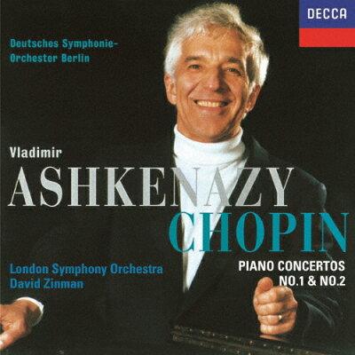 ショパン:ピアノ協奏曲第1番&第2番/CD/UCCD-7461