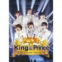 King & Prince First Concert Tour 2018/DVD/UPBJ-1001