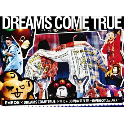 ENEOS × DREAMS COME TRUEドリカム30周年前夜祭~ENERGY for ALL~/DVD/UMBK-1275