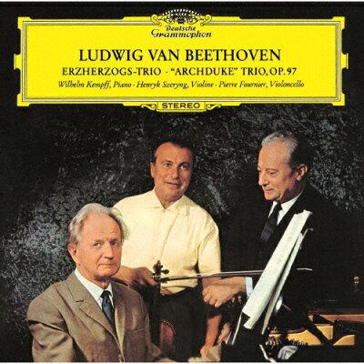 ベートーヴェン:ピアノ三重奏曲第7番《大公》・第4番《街の歌》/CD/UCCS-9161